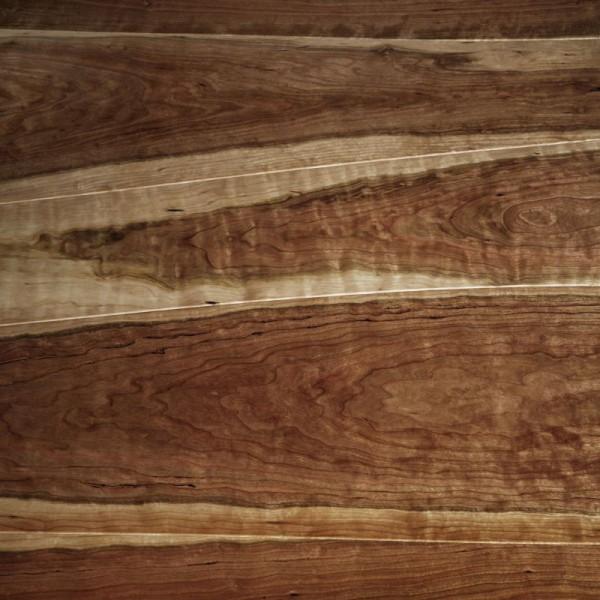Массивная доска Bolefloor Вишня Натур без покрытия