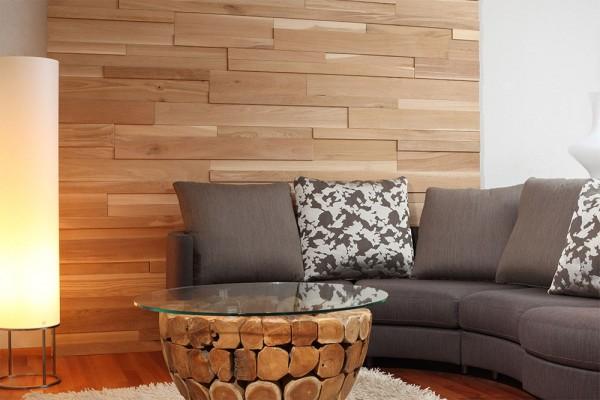 Деревянные 3D панели Mareiner Holz из Дуба Grandes Jorasses