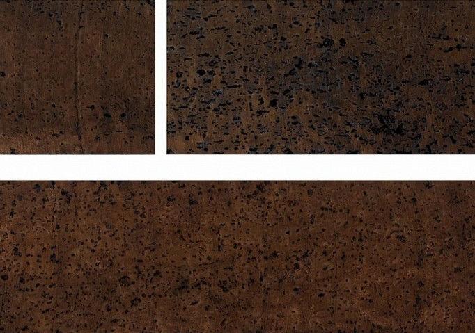 Cork Bricks Brown