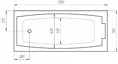 Aelita (170х75)