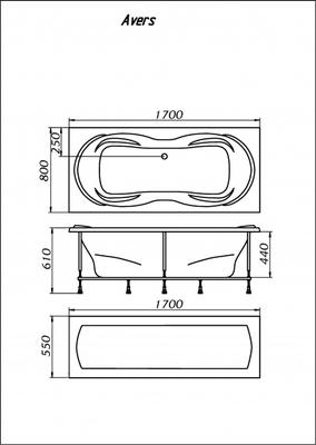 Avers (170x80)