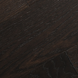 Паркетная доска Fine Art Floors Дуб Barolo Black лак