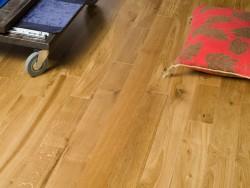Массивная доска Coswick Кантри коллекция Дуб Натуральный 127 мм