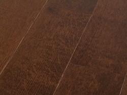Массивная доска Coswick Радиальная коллекция Дуб Бразильский Орех 107.95 мм