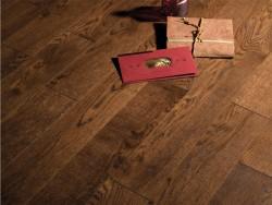 Массивная доска Coswick Кантри коллекция Дуб Бразильский орех 127 мм
