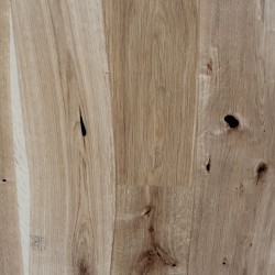 Массивная доска Bolefloor Дуб Рустик без покрытия
