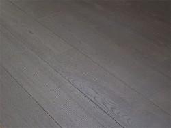 Паркетная доска Coswick Вековые традиции Дуб Графит 127 мм