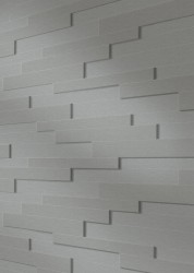 Стеновые панели Meister 4080 Алюминий
