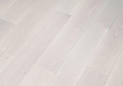 Массивная доска Magestik Floor Дуб Айс брашированный 150 мм