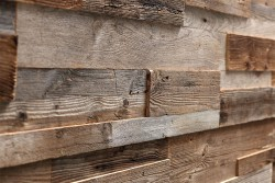 Деревянные 3D панели Mareiner Holz из Ели термообработанной Atna