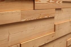 Деревянные 3D панели Mareiner Holz из Лиственницы Piz Bernina