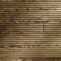 Состаренное Дерево рубленное без покрытия