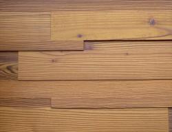 Стеновые панели Admonter Cube Деревянные 3D панели из Лиственницы Темной брашированной под маслом