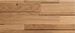 Стеновые панели Admonter Cube Деревянные 3D панели из Дуба под маслом