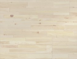 Стеновые панели Admonter Cube Деревянные 3D панели из Кедра брашированного под белым маслом