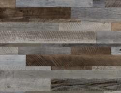 Стеновые панели Admonter Cube Деревянные 3D панели из Ольхи серой состаренной без покрытия