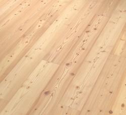 Паркетная доска Admonter Softwood Лиственница Белая Рустик шлифованная под маслом