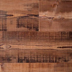 Стеновая доска Mareiner Holz Alpine Wandpaneele Лиственница Piz Badile пропаренная дикопиленая брашированная