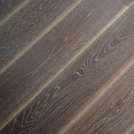 Паркетная доска Fine Art Floors Classic Дуб Gazelle Gray браш лак