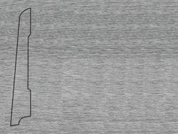 Алюминий San Marco 2500x60x22