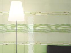 Mosaico Bellagio Bianco 20Х25 глазурованный глянцевый