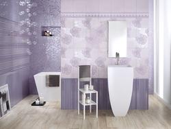Bloom Lilac MLWX20K 6.5Х25 глазурованный глянцевый