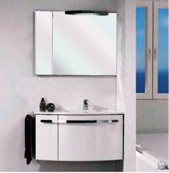 Pelipal Delta Комплект подвесной мебели 950 L левая белый высокоглянцевый