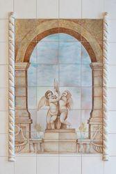 "Assoluto Trompe-L""oeil 77.5Х116.5 натуральный"