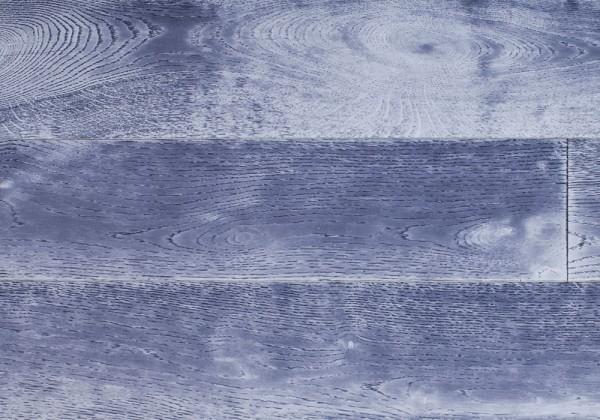 Массивная доска Hajnowka 20 мм Дуб Denim R Рустик 140 мм