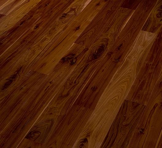 Паркетная доска Admonter Hardwood Орех Американский Рустик шлифованный
