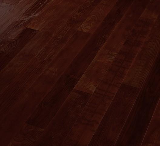 Паркетная доска Admonter Hardwood Бук Темный Бэйсик шлифованный под маслом
