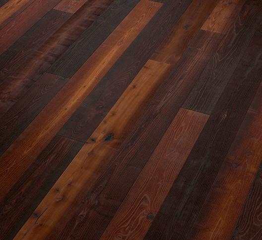 Паркетная доска Admonter Hardwood Акация Темная Рустик шлифованная под маслом