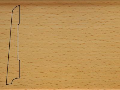 Бук пропаренный San Marco 2500x60x22