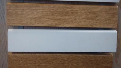 Плинтус Berry Alloc Белый 9320-3045 (60х14 мм) МДФ