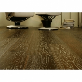 Baltic Wood Дуб Cocoa Blend gold & clear, однополосный