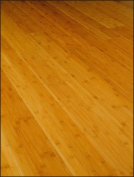Паркетная доска Wood Bee Бамбук Coffee однополосная
