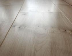 Массивная доска Bolefloor Клен Натур без покрытия