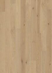 Паркетная доска Karelia Dawn Дуб Стоунвош Айвори однополосный 138 мм