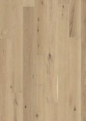 Паркетная доска Karelia Dawn Дуб Стоунвош Айвори однополосный 188 мм