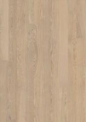 Паркетная доска Karelia Dawn Дуб Натур Ваннила Матт однополосный 138 мм