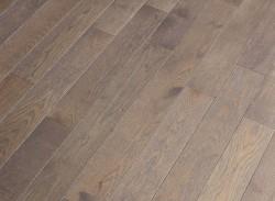 Массивная доска Magestik Floor Дуб Клауд брашированный 150 мм