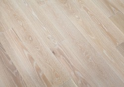 Массивная доска Magestik Floor Дуб Бавария брашированный 150 мм