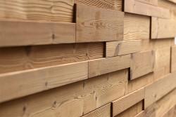 Деревянные 3D панели Mareiner Holz из Ели термообработанной Gran Paradiso