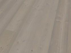 Паркетная доска Tilo L1175 Лиственница Серый Сатин Standart брашированная VITAL Natur Oil