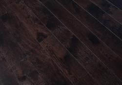 Массивная доска Magestik Floor Дуб Кофе брашированный 125 мм