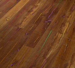 Паркетная доска Admonter Specials Дуб Хамелеон Кэнди Рустик шлифованный под маслом