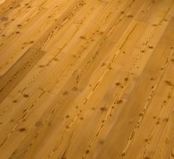 Паркетная доска Admonter Softwood Лиственница Состаренная Бэйсик шлифованная под маслом