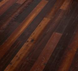 Паркетная доска Admonter Hardwood Акация Темная Рустик брашированная под маслом