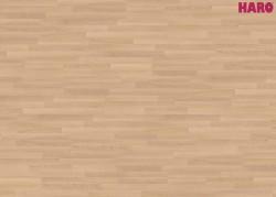 Ламинат Haro Tritty 100 526661 Дуб премиум кремовый трехполосный