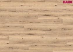 Ламинат Haro Tritty 100 GRAN VIA 4V 530693 Дуб Италика Кремовый однополосный